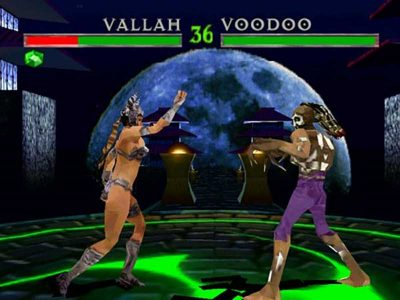 War Gods N64 Screenshot