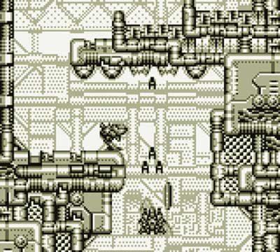 Chikyuu Kaihou Gun ZAS Screenshot