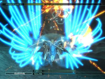 Zone of the Enders: The 2nd Runner Screenshot
