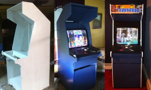 Summer of the DIY Arcade pt2: The MAME Cabinet & X-Arcade ...