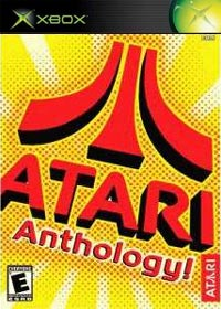 Atari Anthology Cover
