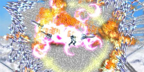 Bangai-O HD: Missle Fury (Xbox 360), 2011