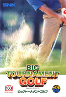 Big Tournament Golf Cover