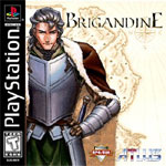 Brigandine The Legend of Forsena Cover Art