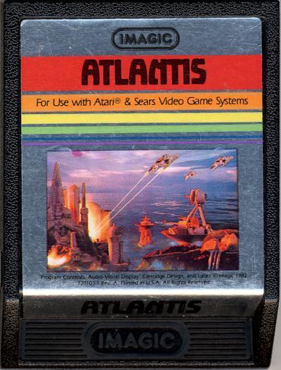 atlantis 2 atari