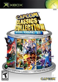 Capcom Classics Collection 2 Cover