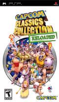 Capcom Classics Cover