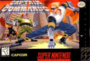 Captain Commando SNES Cover