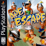 Ape Escape Cover
