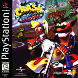 Crash 3 Cover