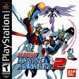 Gundam Battle Assault 2 Cover