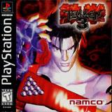 Tekken 3 Cover