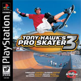 Tony Hawk 3 Cover