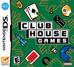 Clubhouse Games DS Cover