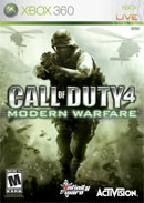 COD Modern Warfare Cover
