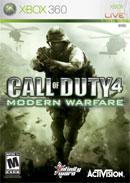 COD Modern Warfare Cover