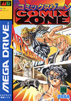 Comix Zone Cover