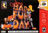 Conker 64 Cover
