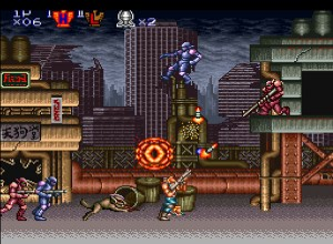 Contra 3 Screenshot