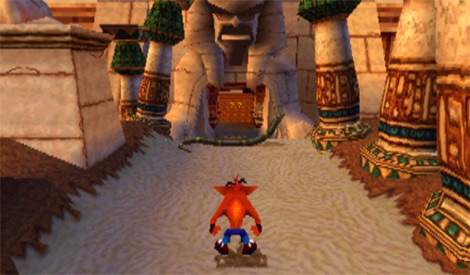 Crash Bandicoot 3 Screenshot