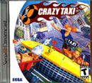 Crazy Taxi Dreamcast Cover