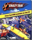 Crazy Taxi PC Cover