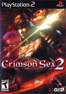 Crimson Sea 2 Cover