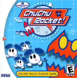 Chu Chu Rocket Cover