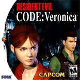 Resident Evil Code Veronica Cover