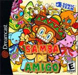 Samba De Amigo Cover