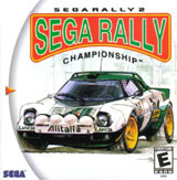 Sega Rally 2 Cover