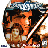 Soul Calibur Cover