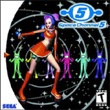Space Channel 5 Cover