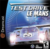 Test Drive Lemans Cover