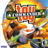 Toy Commander Cover