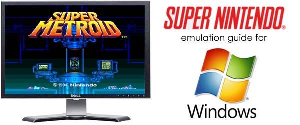 SNES Emulator Guide for PC
