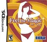 Feel the Magic DS Cover