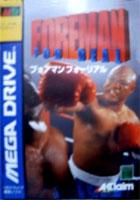 Foreman for Real Japan Megadrive