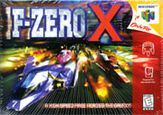 F-Zero X Box