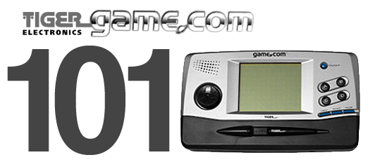 Game.com 101