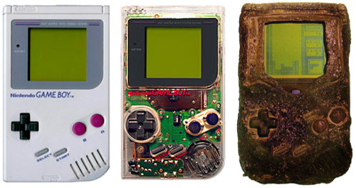 Gameboy Hardware