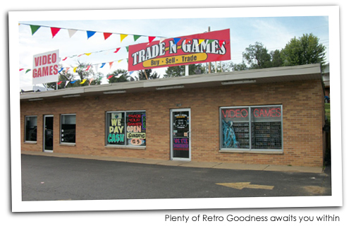 Trade N Games Storefront