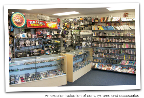 St Louis Game Room Store