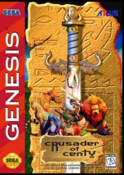 Crusader of Centy Box