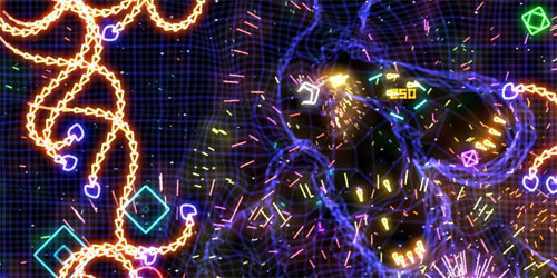 Geometry Wars: Retro Evolved (Xbox), 2005