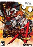 Guilty Gear XX Cover