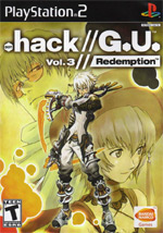 .hack G.U. Vol 3 Redemption Cover