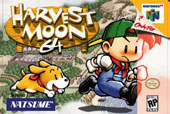 Harvest Moon 64 Cover