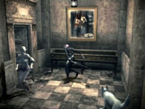Haunting Ground Screenshot