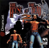 House of the Dead 2 Cover